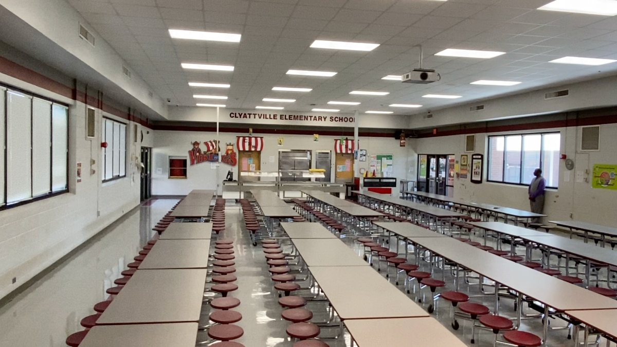 New rules in place for lunch time at Lowndes Co. Schools