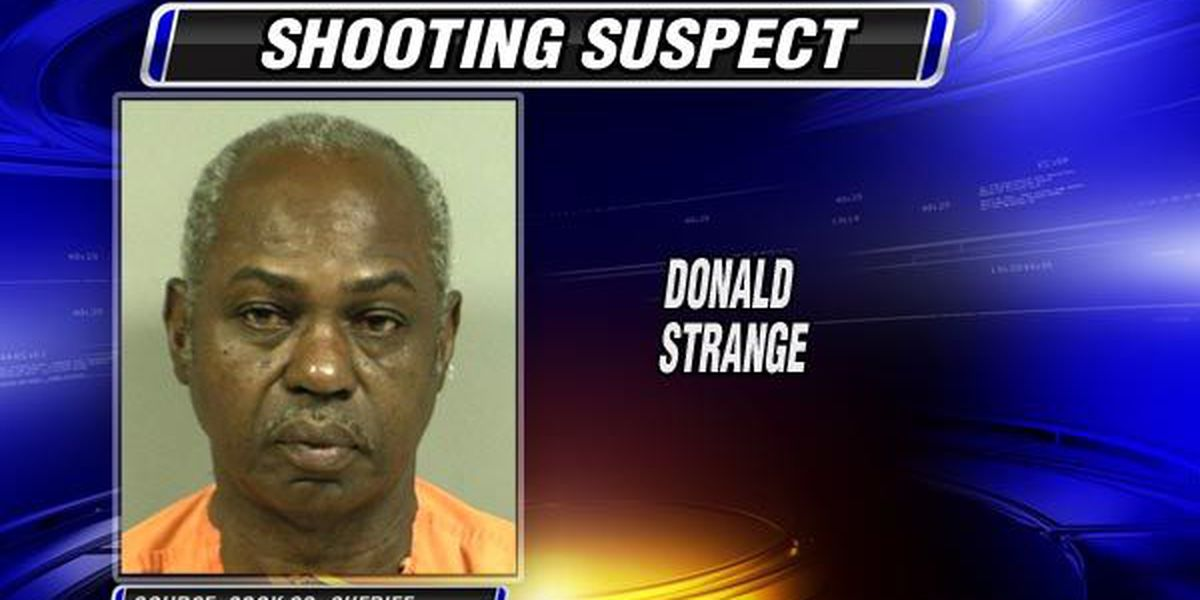 FLA shooting suspect arrested in Cook Co.
