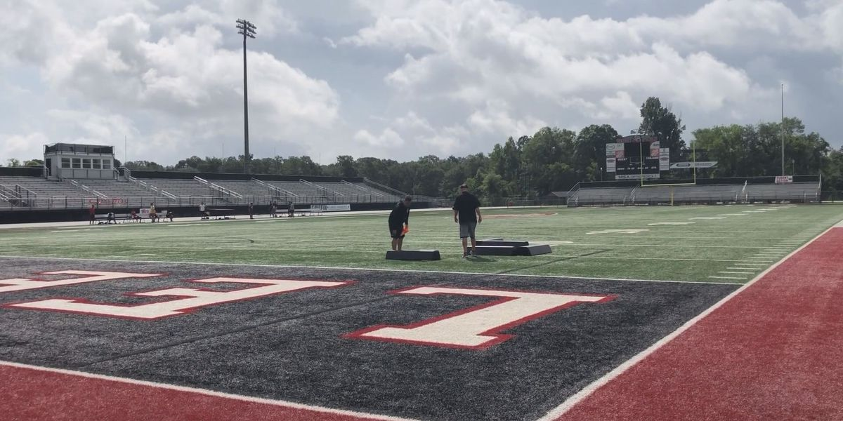 Lee County varsity football practice suspended until at least Wednesday