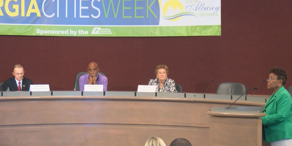 Albany mayor's forum focuses on seniors