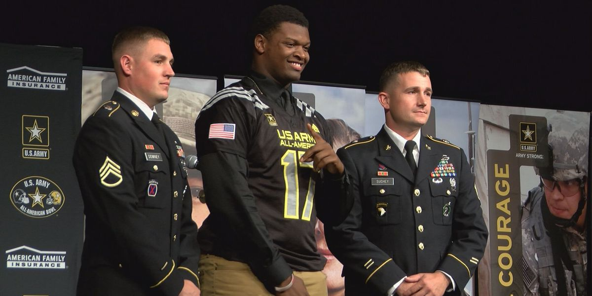 Lee's Solomon selected for Army All-American Game