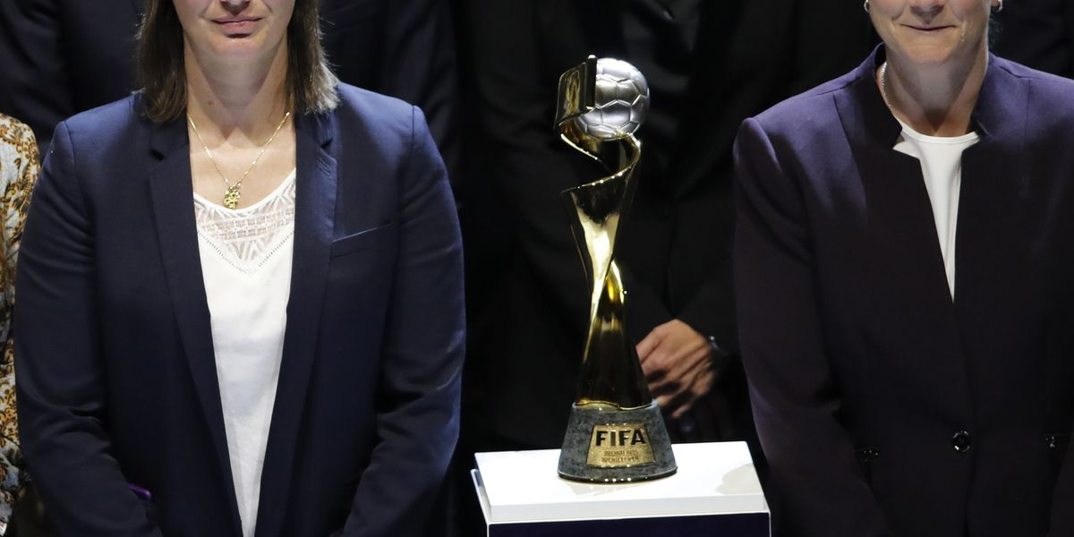US draws Sweden again for 2019 Women's World Cup