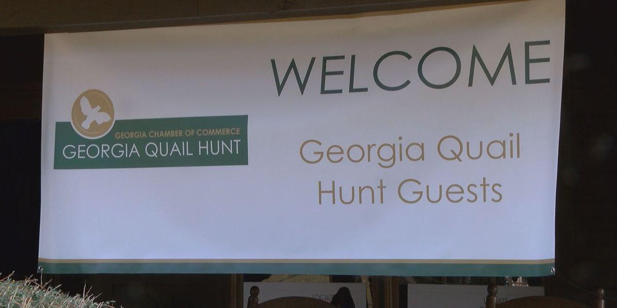 31st annual Georgia Quail Hunt brings economic leaders to Albany