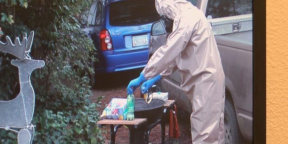 Neighbors aren't surprised by meth lab bust