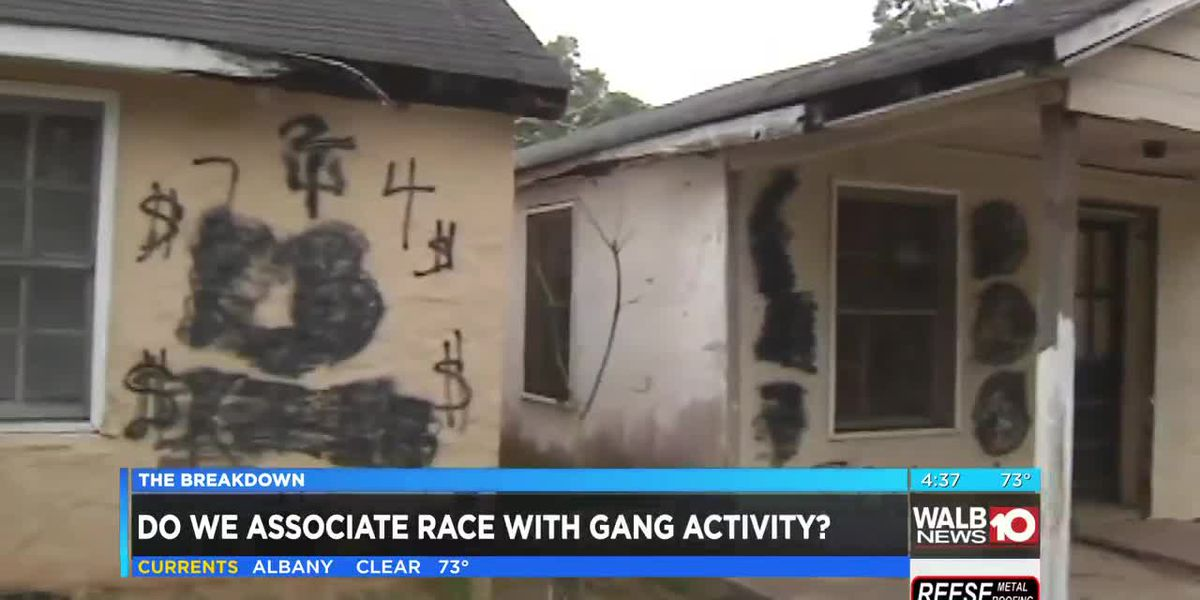 The Breakdown: Do we associate race with gang activity?
