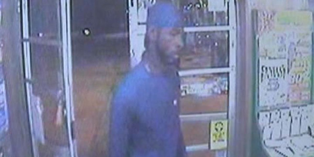 Most Wanted: Quick Mart robber