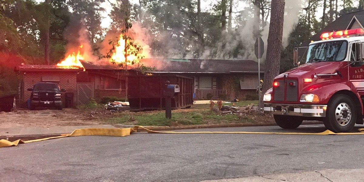Early morning Albany fire caused by electrical short