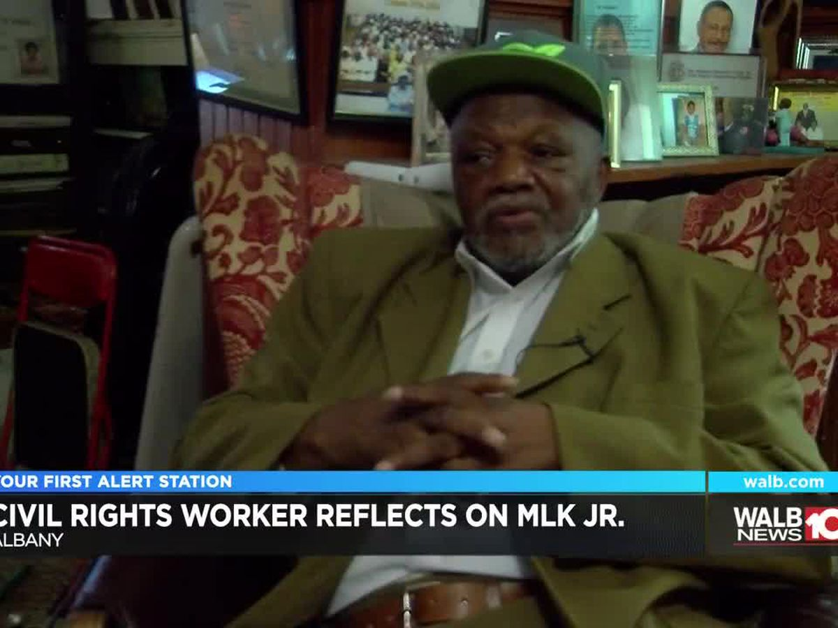 Civil Rights worker reflects on MLK Jr.