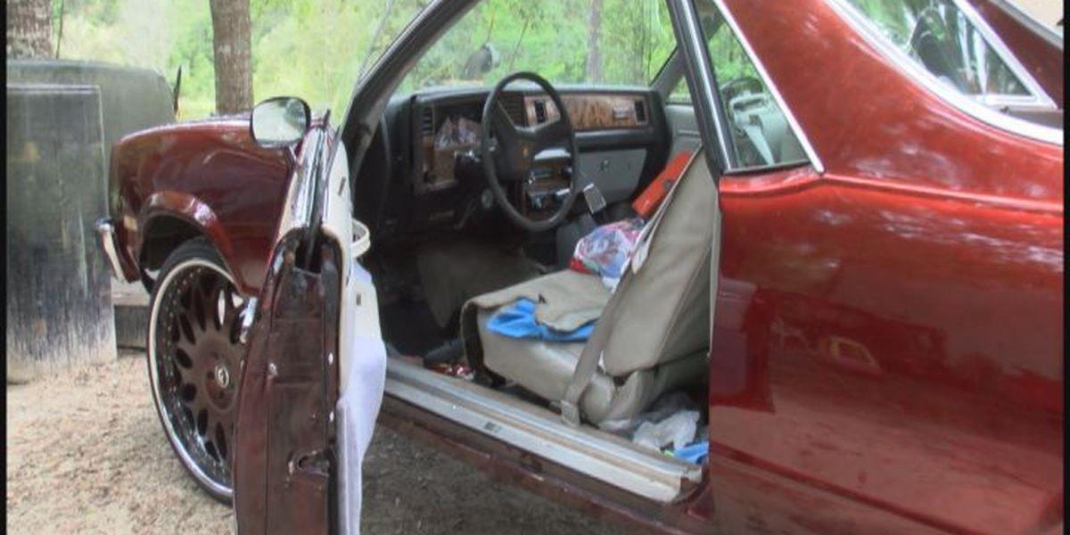 Man with false ID runs from deputies, drops drugs