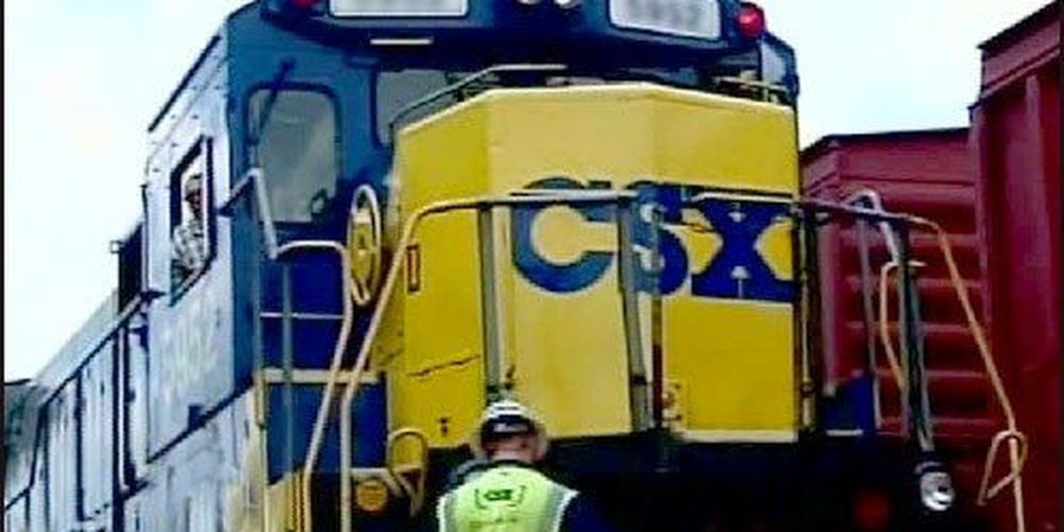 Man dies on Coffee Co. train track