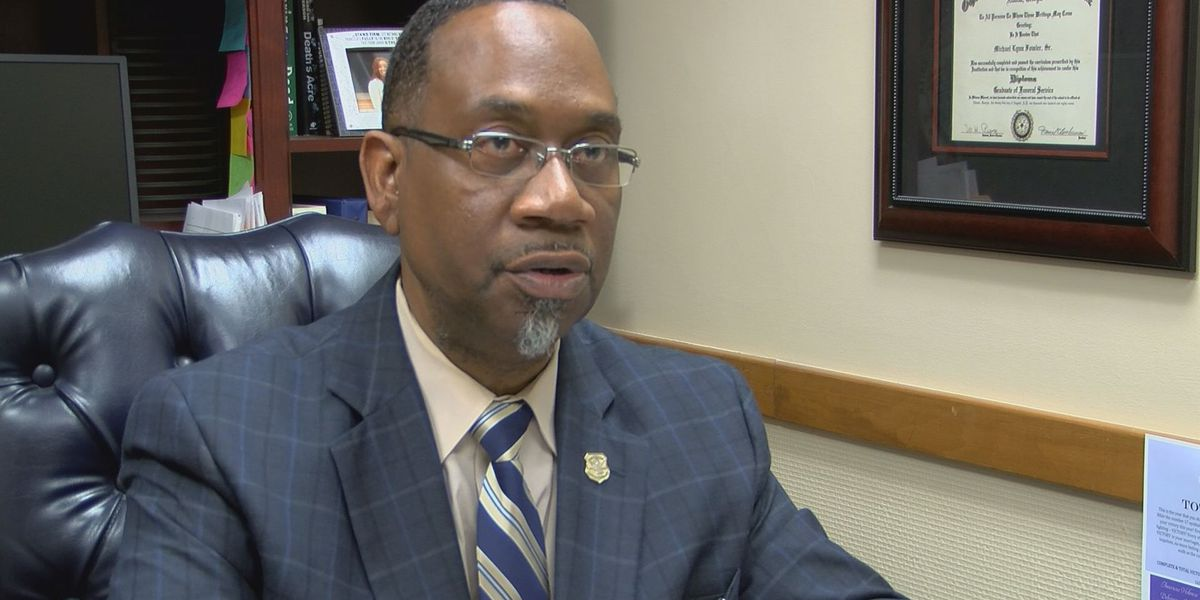 Dougherty Co. coroner appointed to state training council