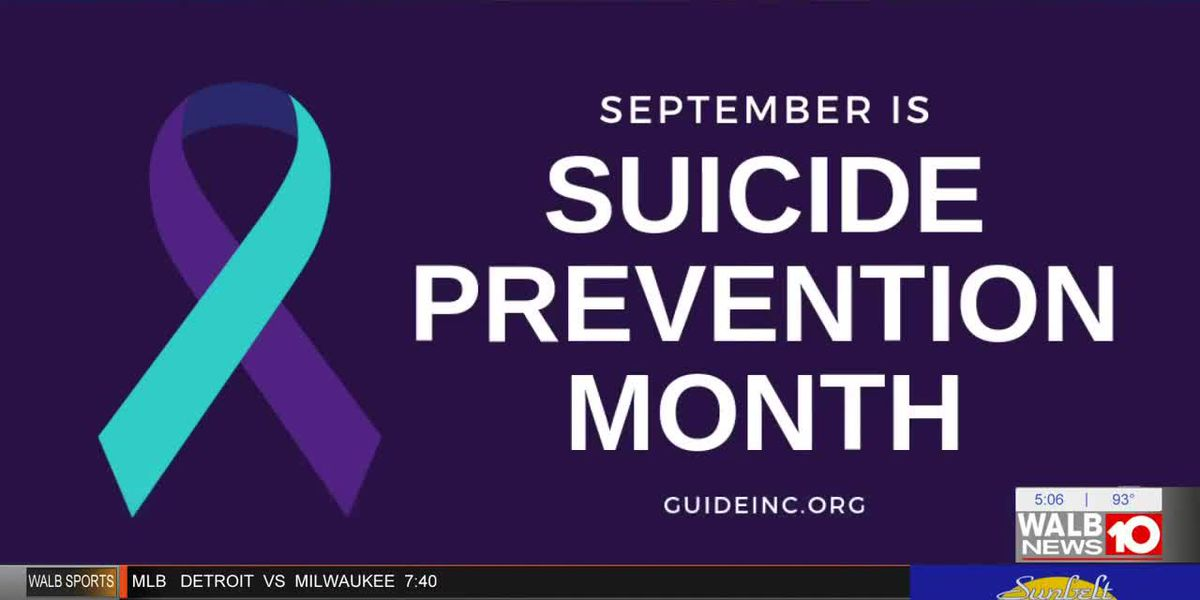 Safe and Sound: September is Suicide Prevention Month