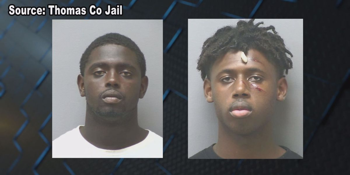 2 brothers arrested in connection with Thomasville business burglaries