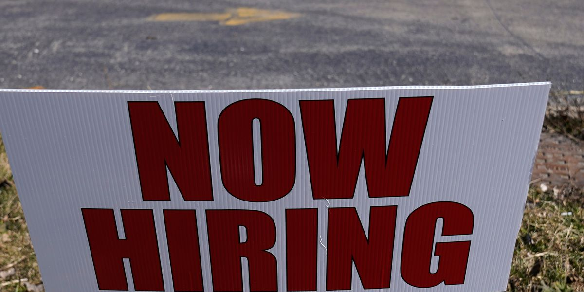 States push jobless from virus recession to return to work