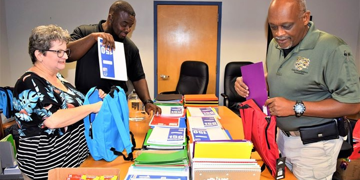 Moultrie police to give out backpacks of supplies to Colquitt Co. students