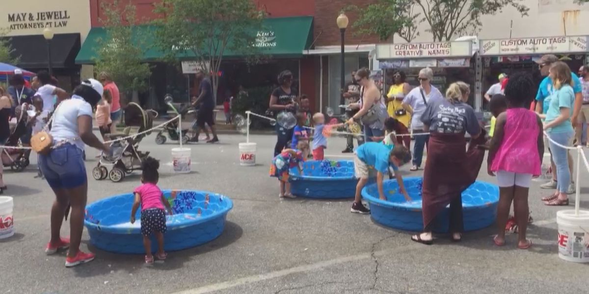 Moultrie wraps up annual Spring Fling Festival