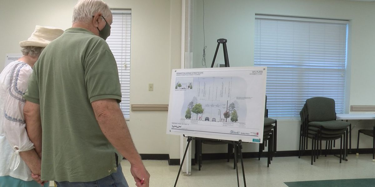 Thomasville gets positive response on streetscape project