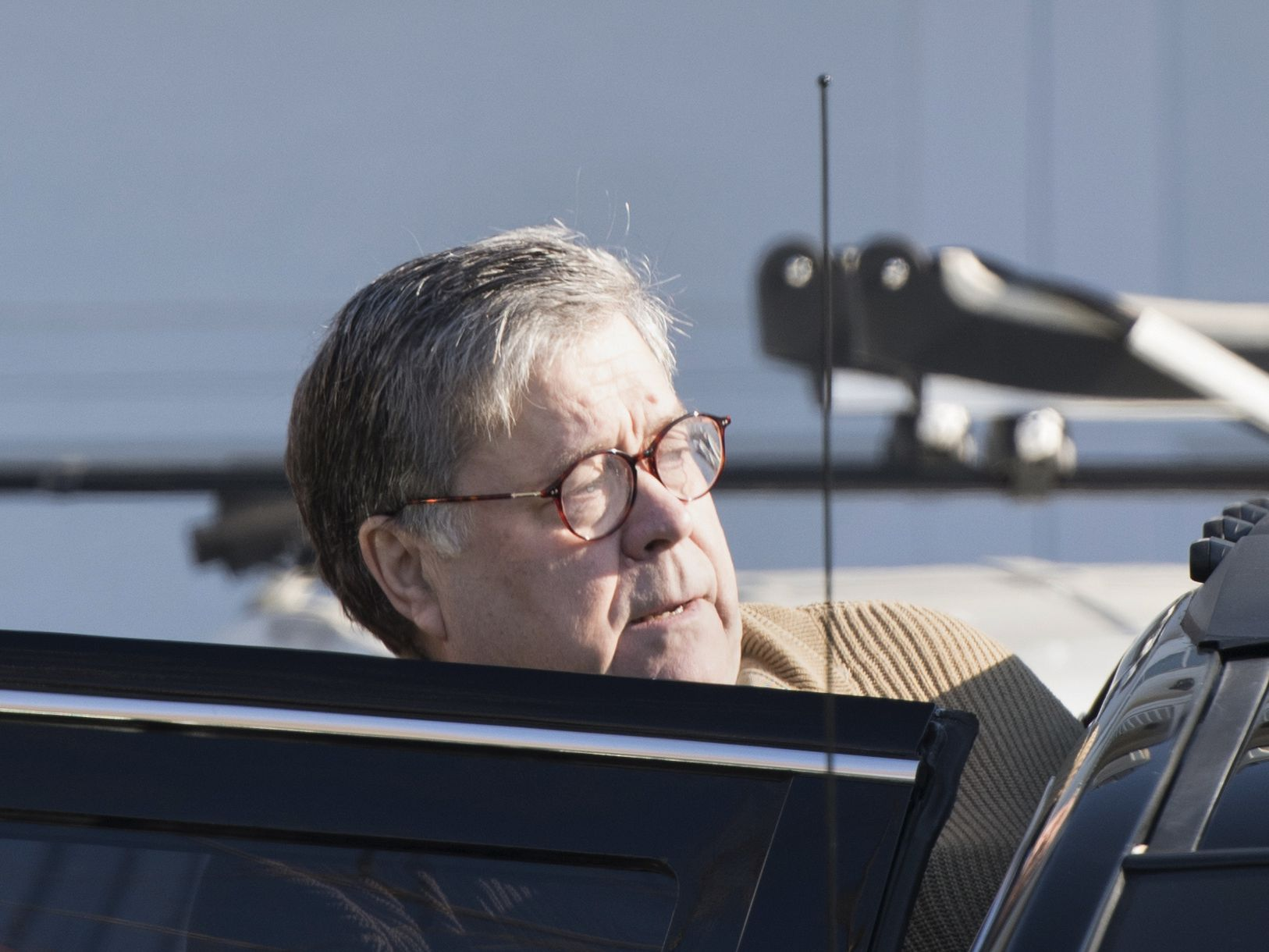 Barr pores over Mueller report, on pace to release first summary Sunday, sources say