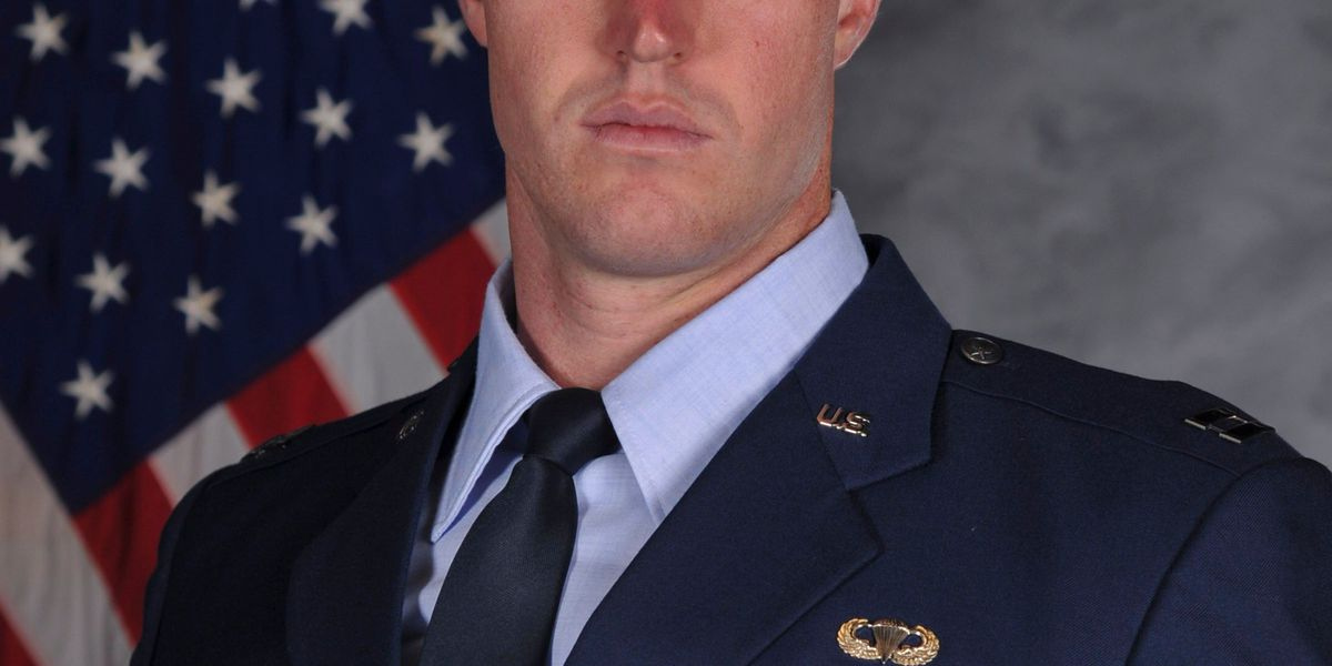 Airman from Moody Air Force Base killed in Iraq