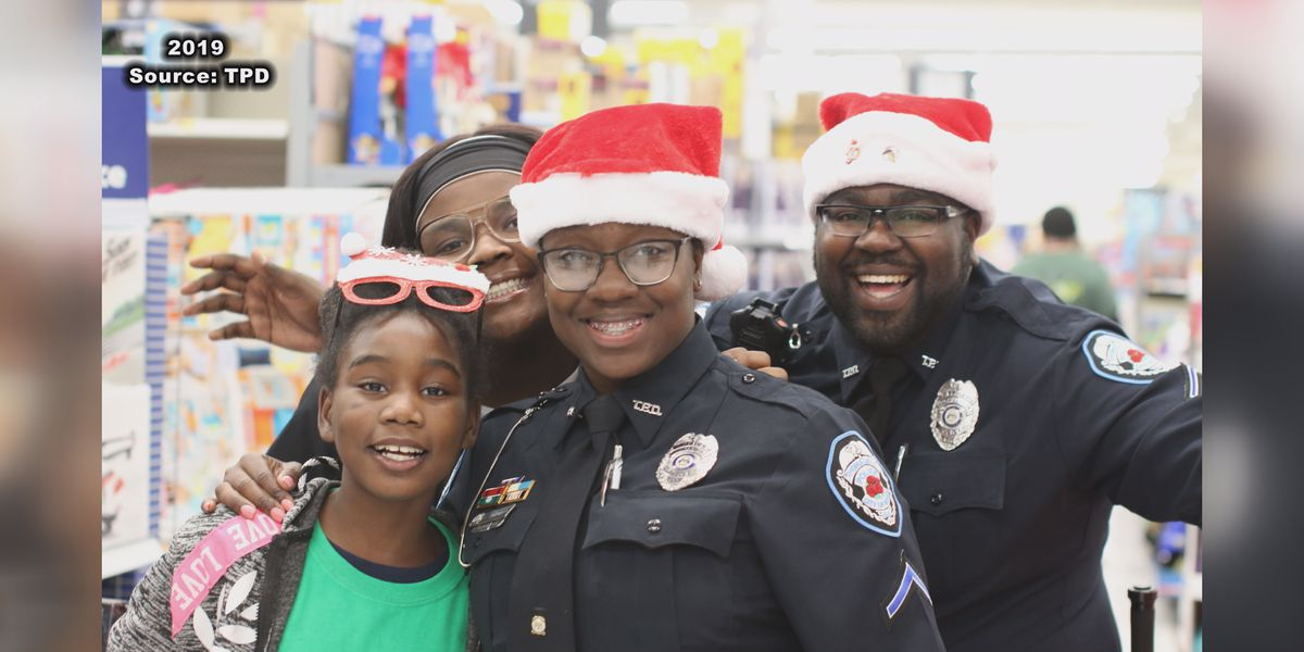 Thomasville Police Dept. gets grant to continue holiday tradition
