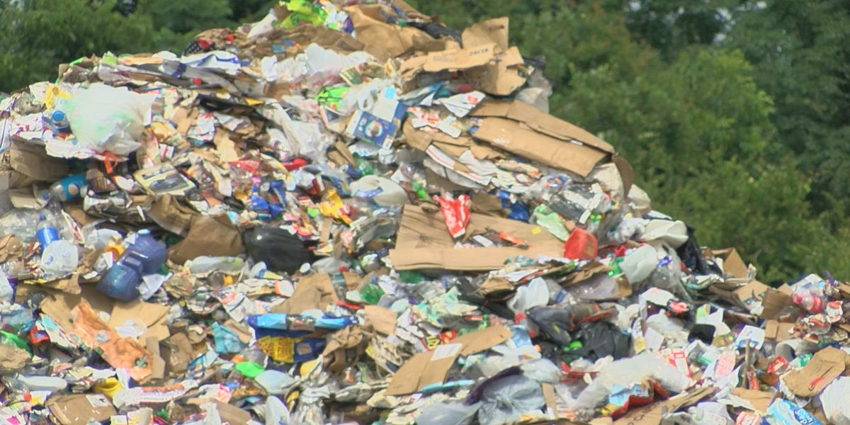 'We have gone from us getting paid for recycling materials, to us paying'; Tifton recycling owner working to clear out eyesore