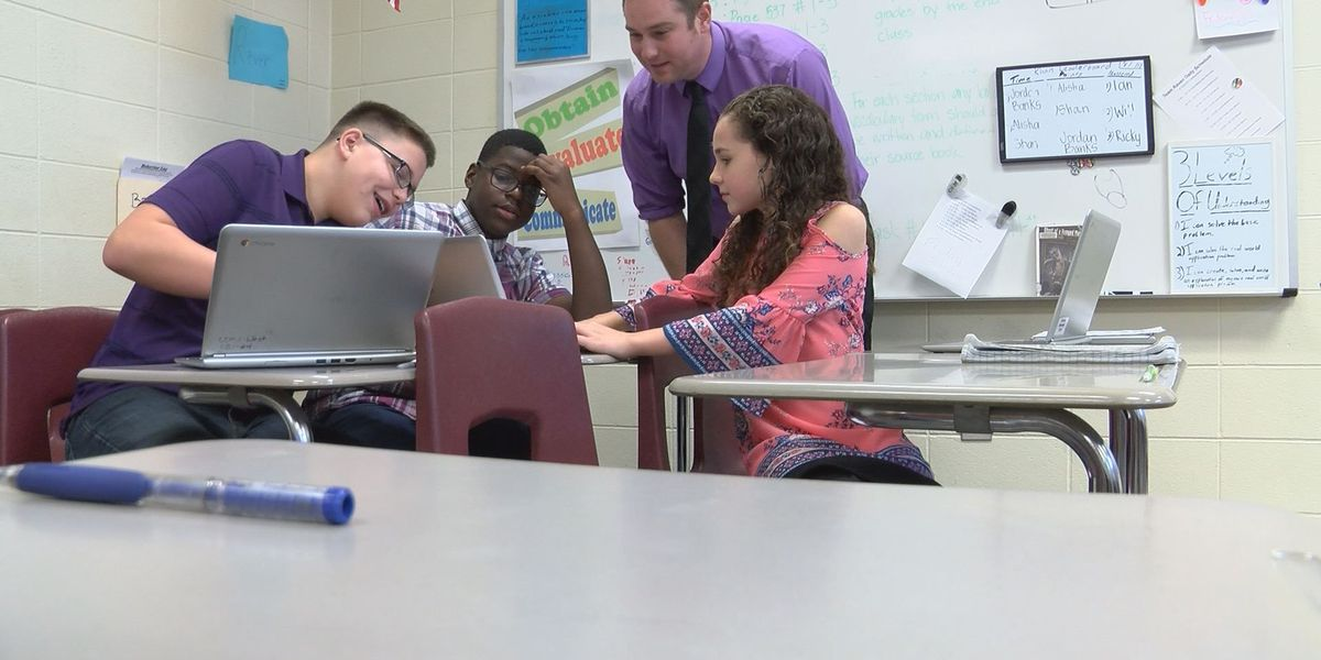 LCMS West students win $25K, head to national competition