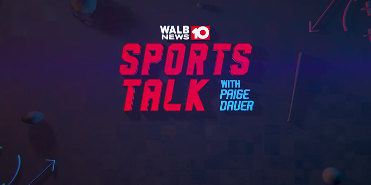 Sports Talk with Paige Dauer - Brooks County football