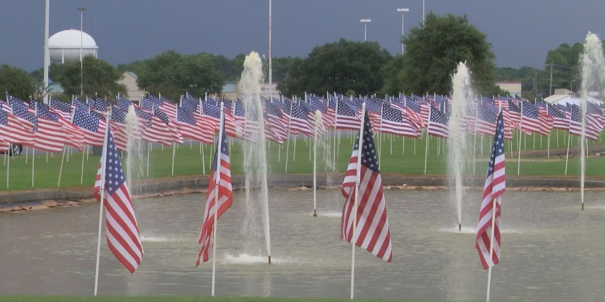 Albany commemorates 9/11 with Field of Flags Ceremony