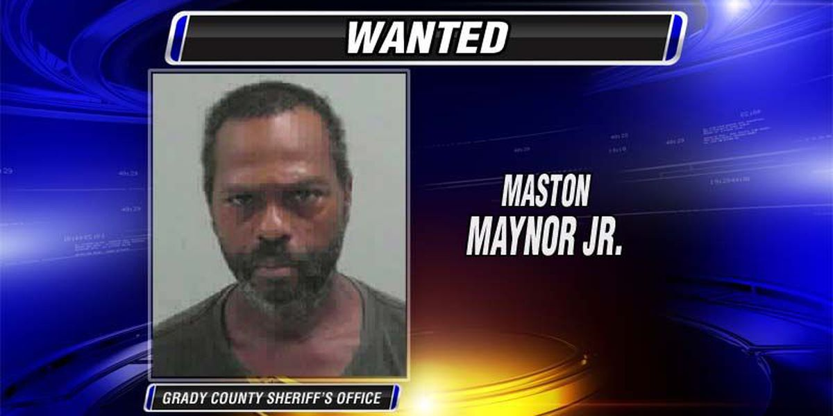 Grady Co. sex offender arrested