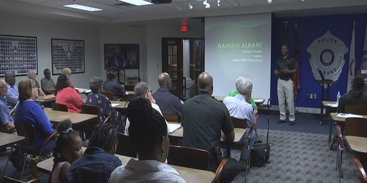 APD hosts gang education meeting