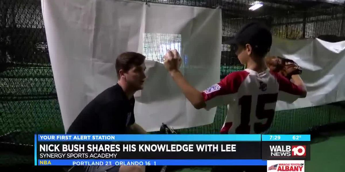 NICK BUSH SHARES JIS KNOWLEDGE WITH LEE
