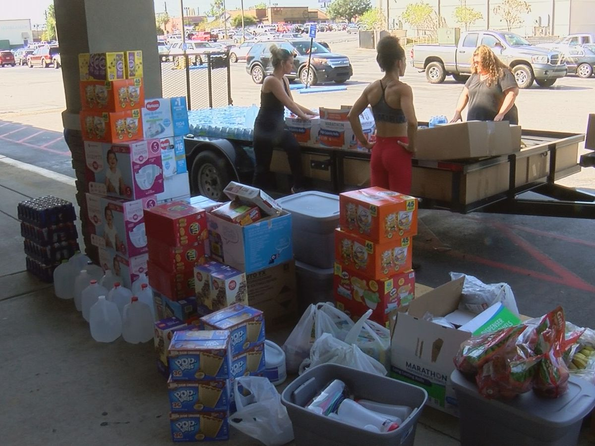 Valdosta community donates needed supplies to hurricane victims