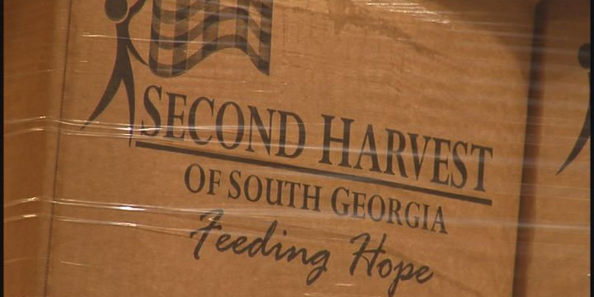 Second Harvest donates 2,000 Thanksgiving food boxes