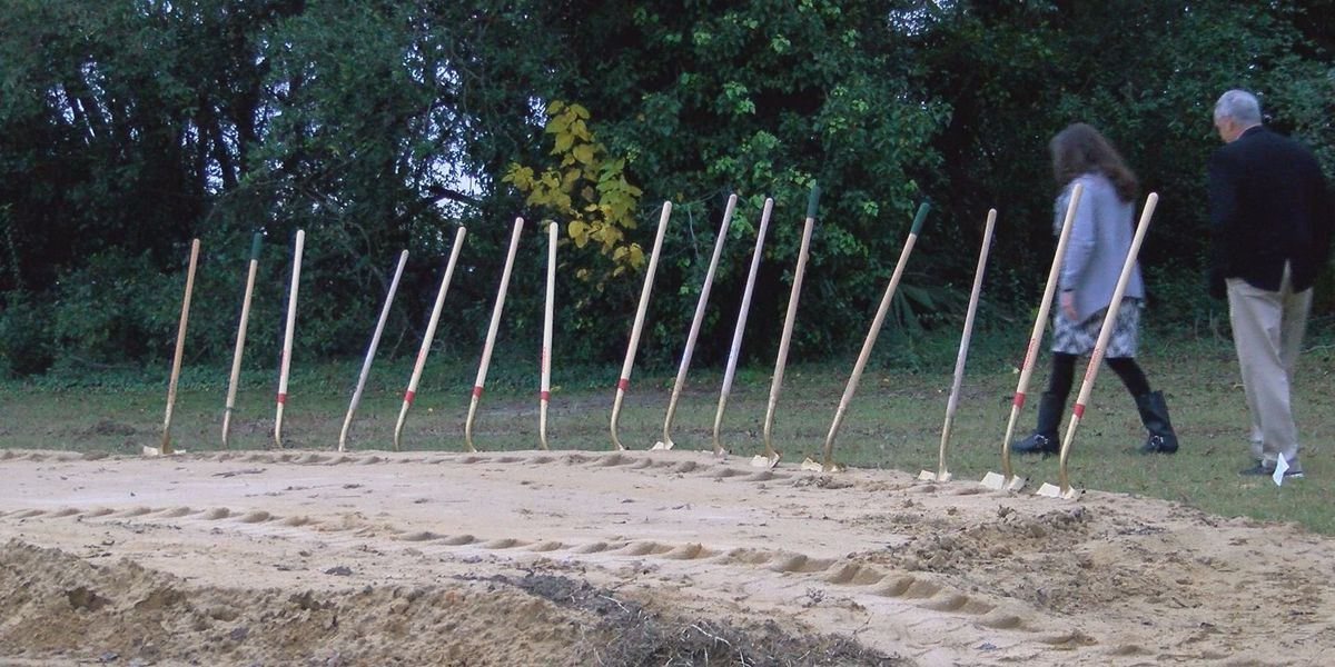 Ruth's Cottage holds groundbreaking for new facility