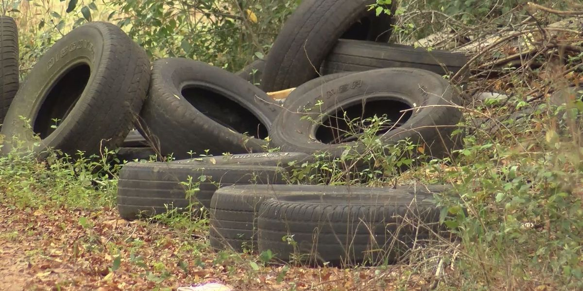 Thomas Co. residents can dispose of old tires for free