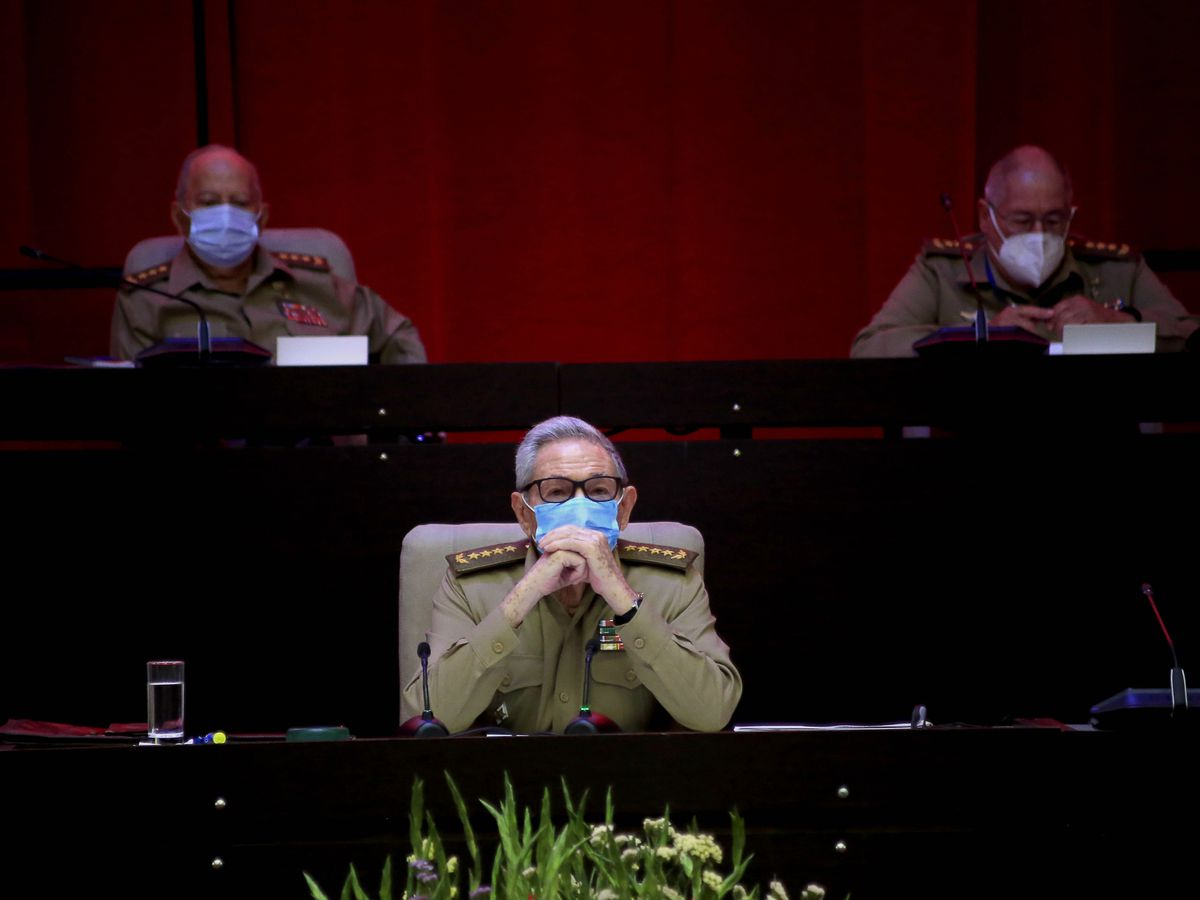 Era ends as Raul Castro steps down as Communist Party chief