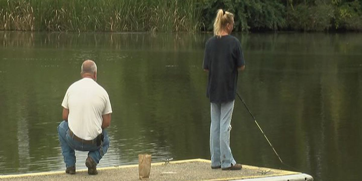 Saturday is Free National Fishing Day