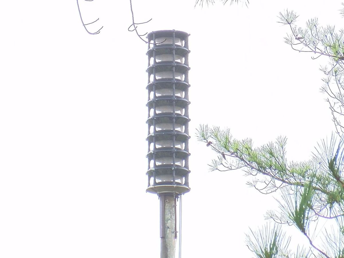 Officials find non-working severe weather sirens during audible test