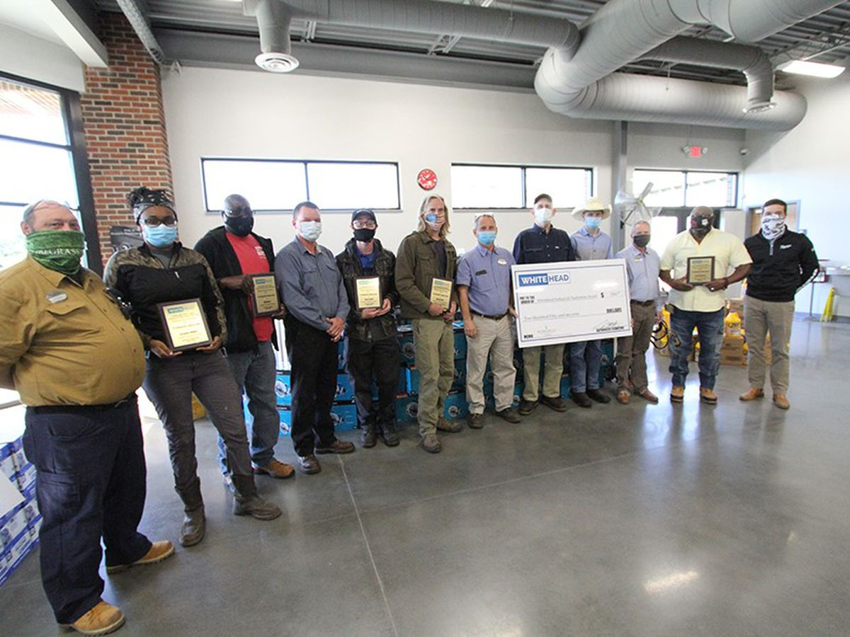 Six new Wiregrass graduates honored with tradesman award