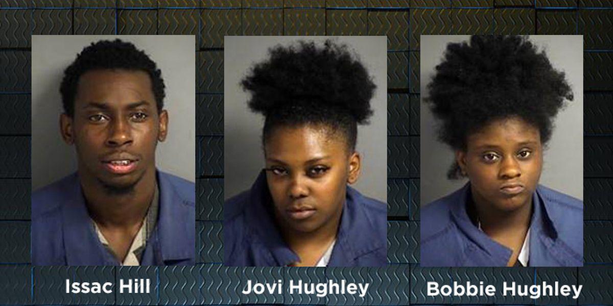 3 arrested after Valdosta fast food robbery