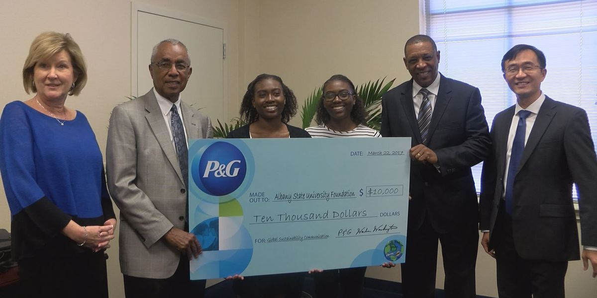P&G helps ASU students learn about sustainability