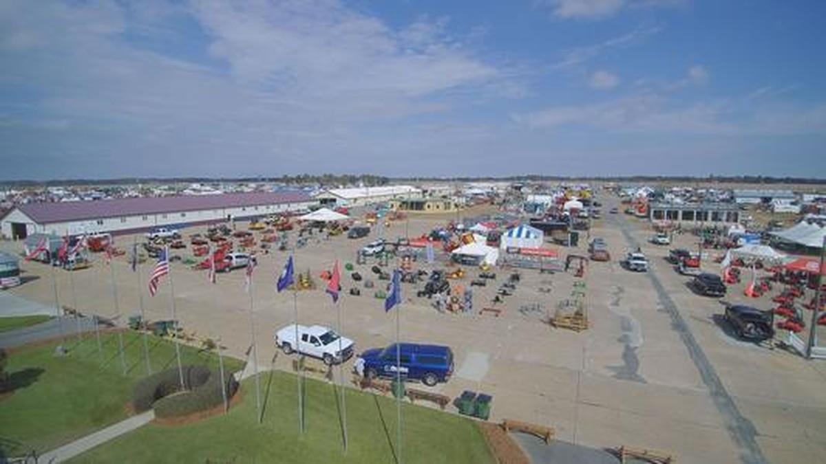 Sunbelt Ag Expo plans ahead during pandemic