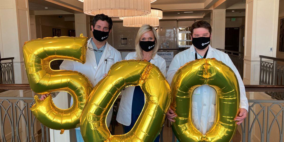 Phoebe program hits surgical milestone