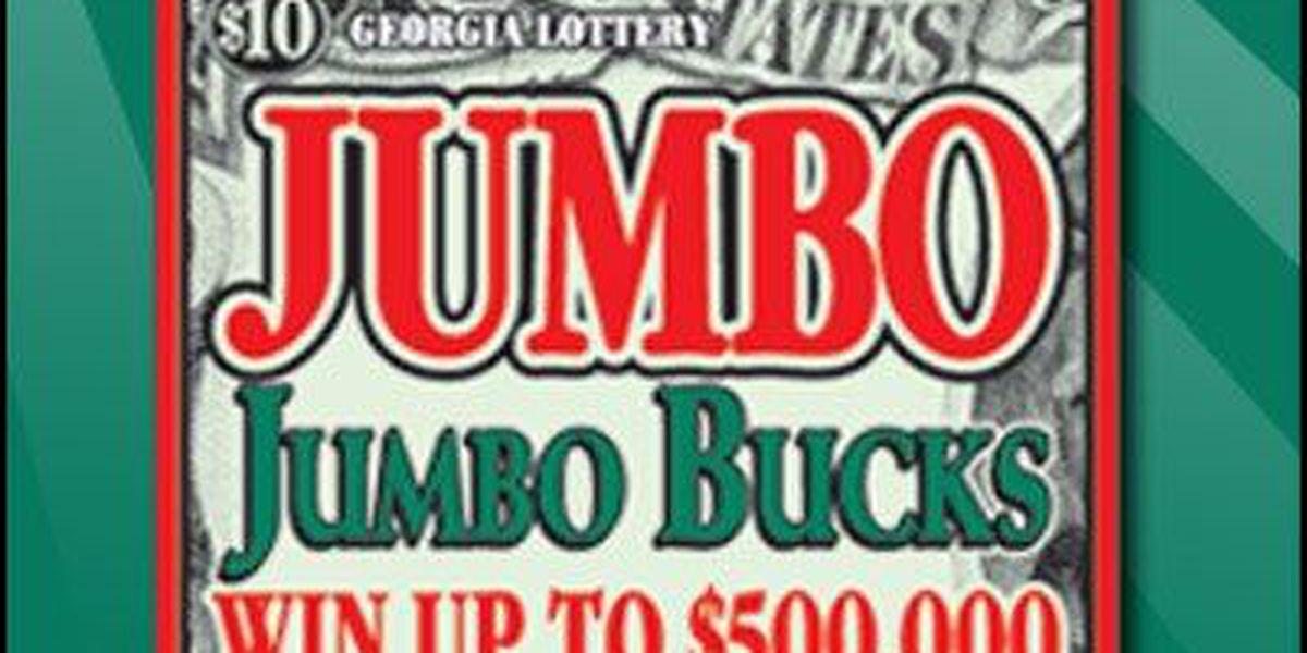 $50K lottery ticket sold in Fitzgerald