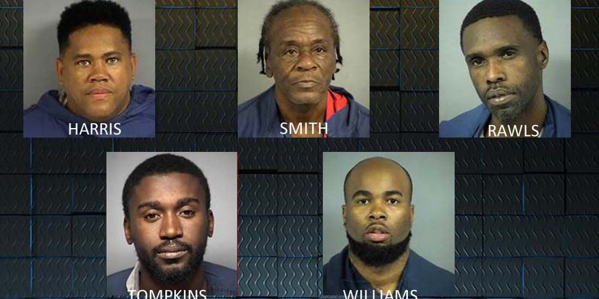 Valdosta men plead guilty to stealing mail
