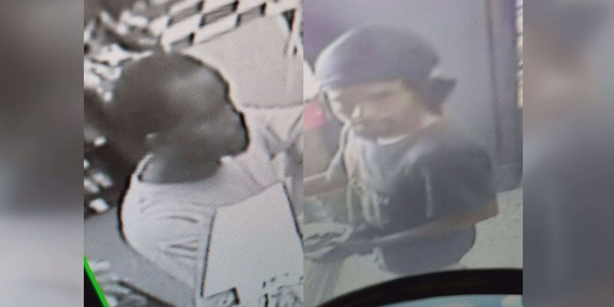 Most Wanted: Newton liquor store robbers