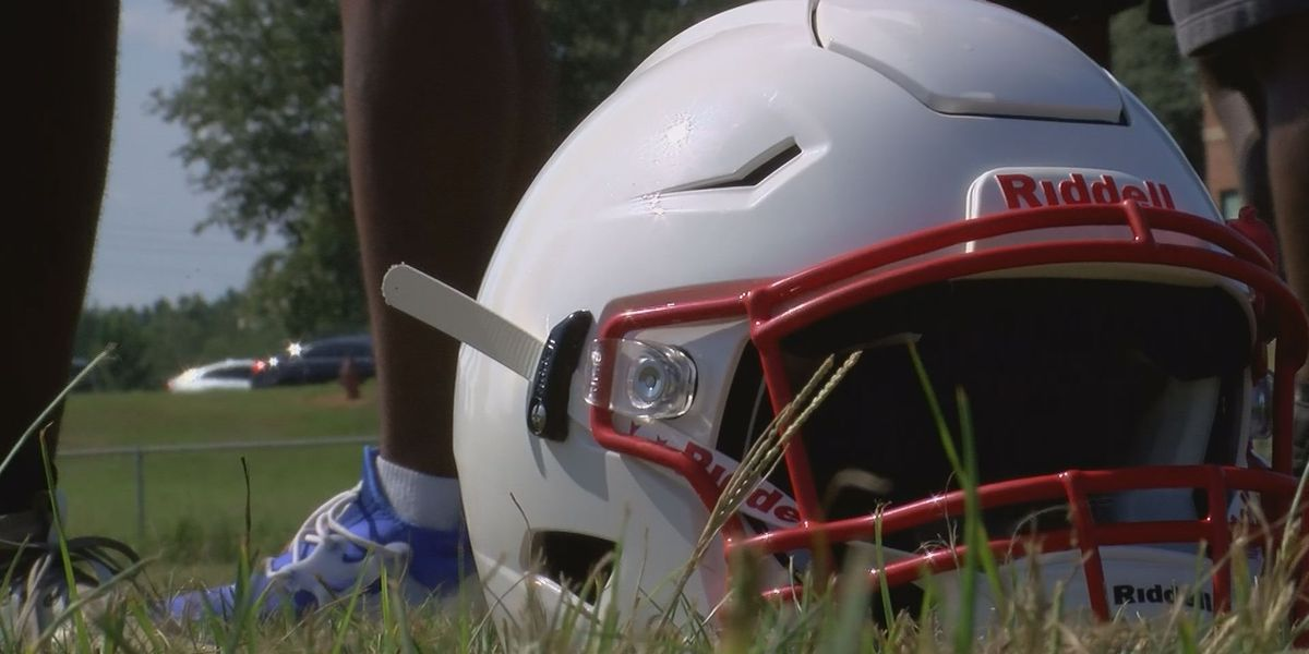 The Mitchell County Eagles focused as GHSA relaxes restrictions