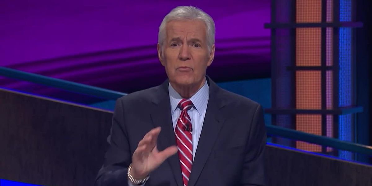 Jeopardy! Host Alex Trebek Reveals Milestone Health Update