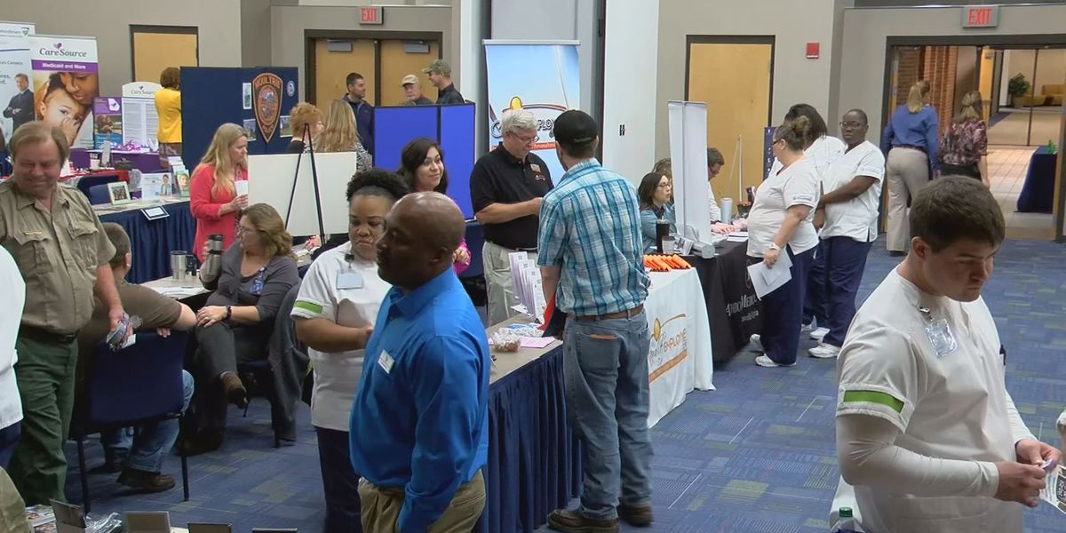 SRTC Moultrie career fair sees big turnout