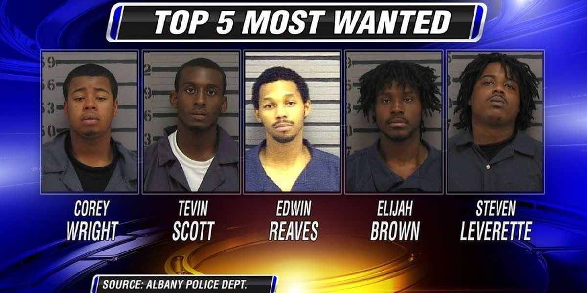 WALB's Most Wanted: Wright and Reaves